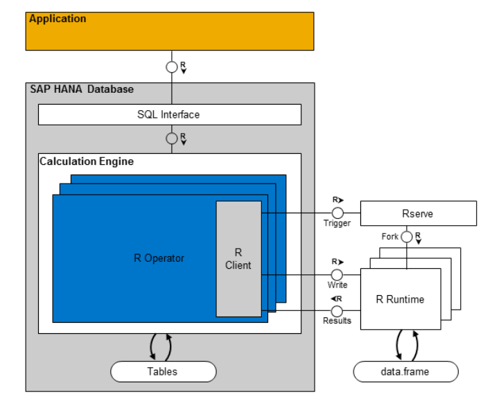 Integration von R in SAP HANA